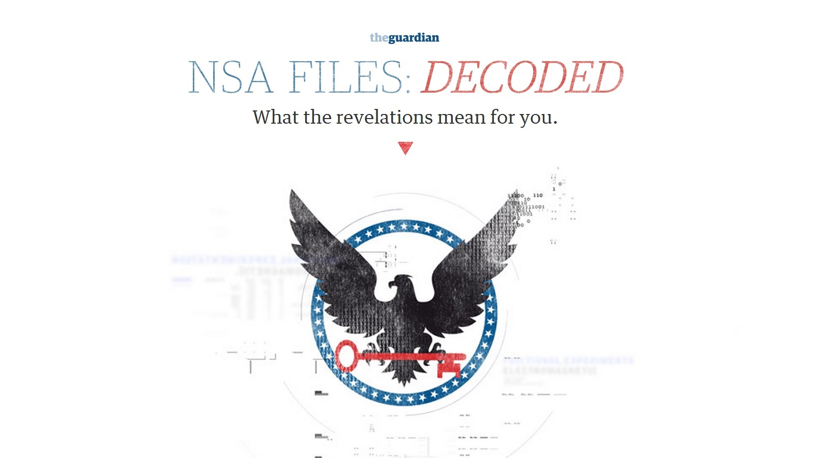 NSA Files Decoded
